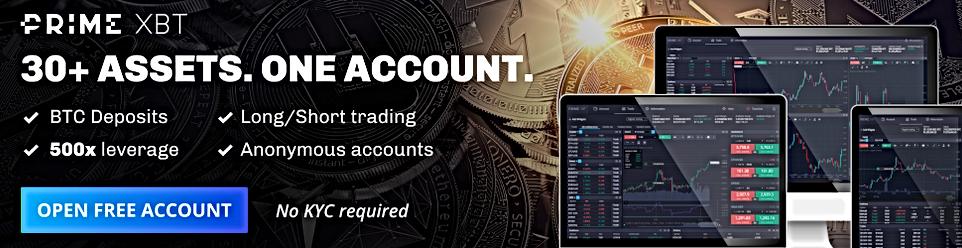Si eres Trader y tienes una estrategia exitosa, prueba PrimeXBT