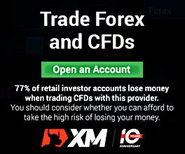 XM offers different types FX accounts, catered for every Forex Trader needs.