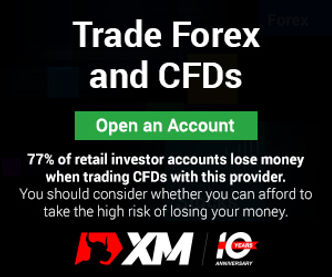 XM offers Ultra-Low Spreads for Traders in Germany