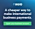 Realiza tus transferencias con la cuenta multidivisa de Transferwise