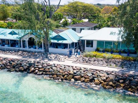 Fine dining in Barbados