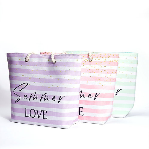 Summer Love Beach Bag