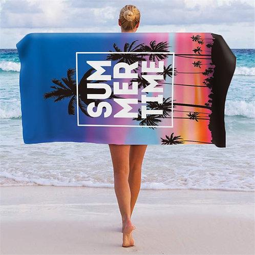 Beach Towel Quicky-Dry Microfiber Bath Towels Beach Cushion 160x80cm Bath Towel
