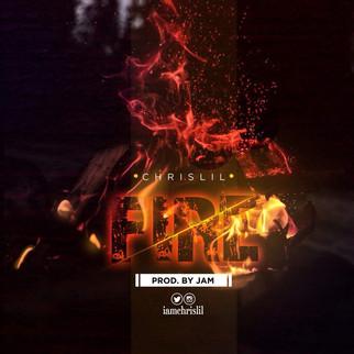 "GHANAIAN GOSPEL SENSATION, CHRISLIL SHARES NEW SINGLE, ""FIRE"" ON SOUNDCLOUD"