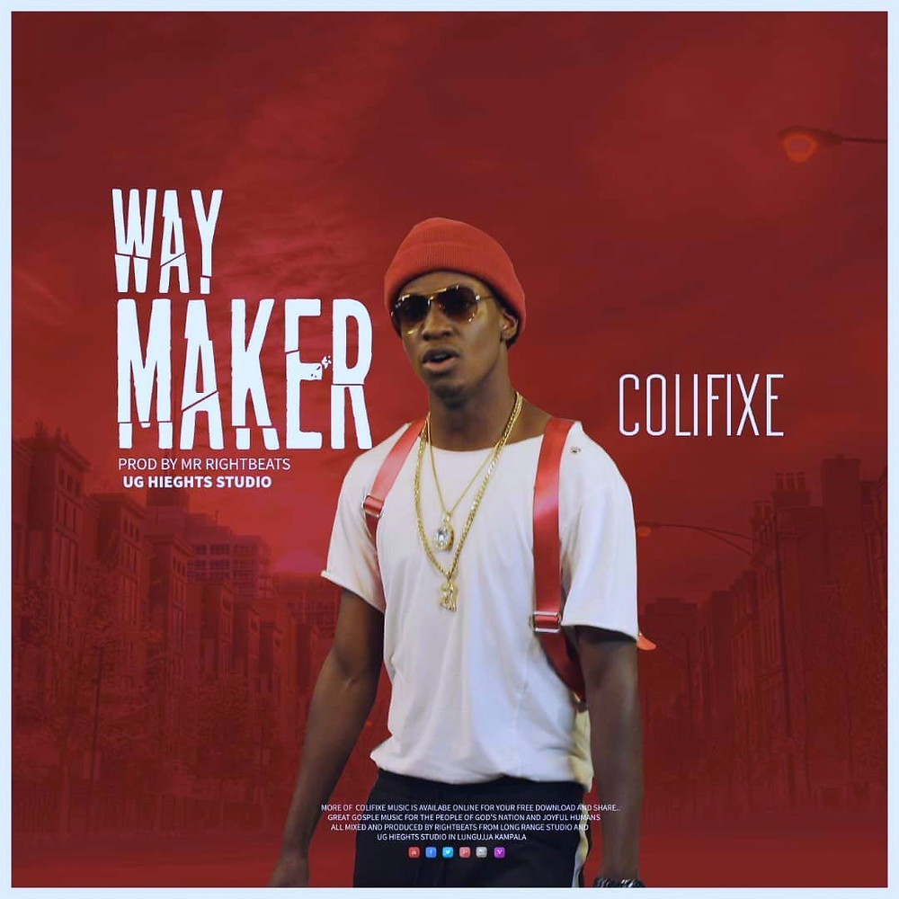 Way Maker - Colifixe