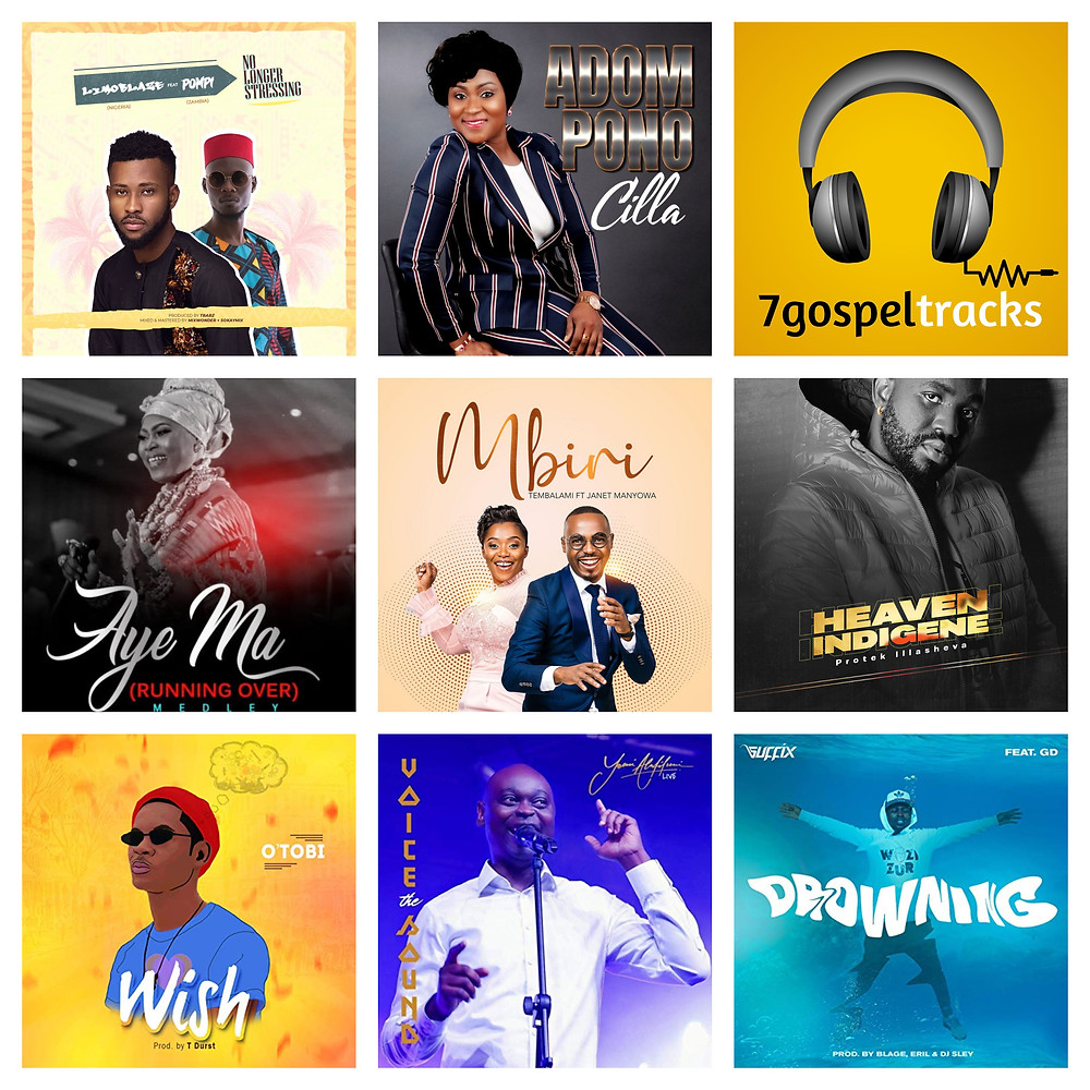 African Gospel Music Download 2020