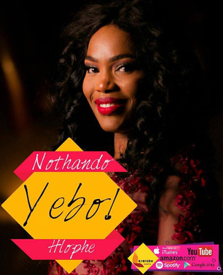 """SOUTH AFRICAN NOTHANDO HLOPHE SHARES NEW SONG, """"YEBO"""""""