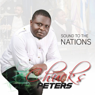 """CHUCKS PETERS DROP 8-TRACK """"SOUND TO THE NATIONS"""" ALBUM"""