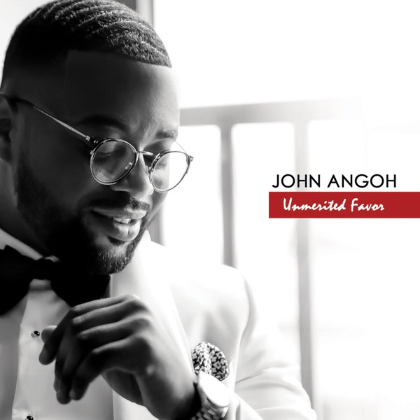 unmerited favour by John Angoh