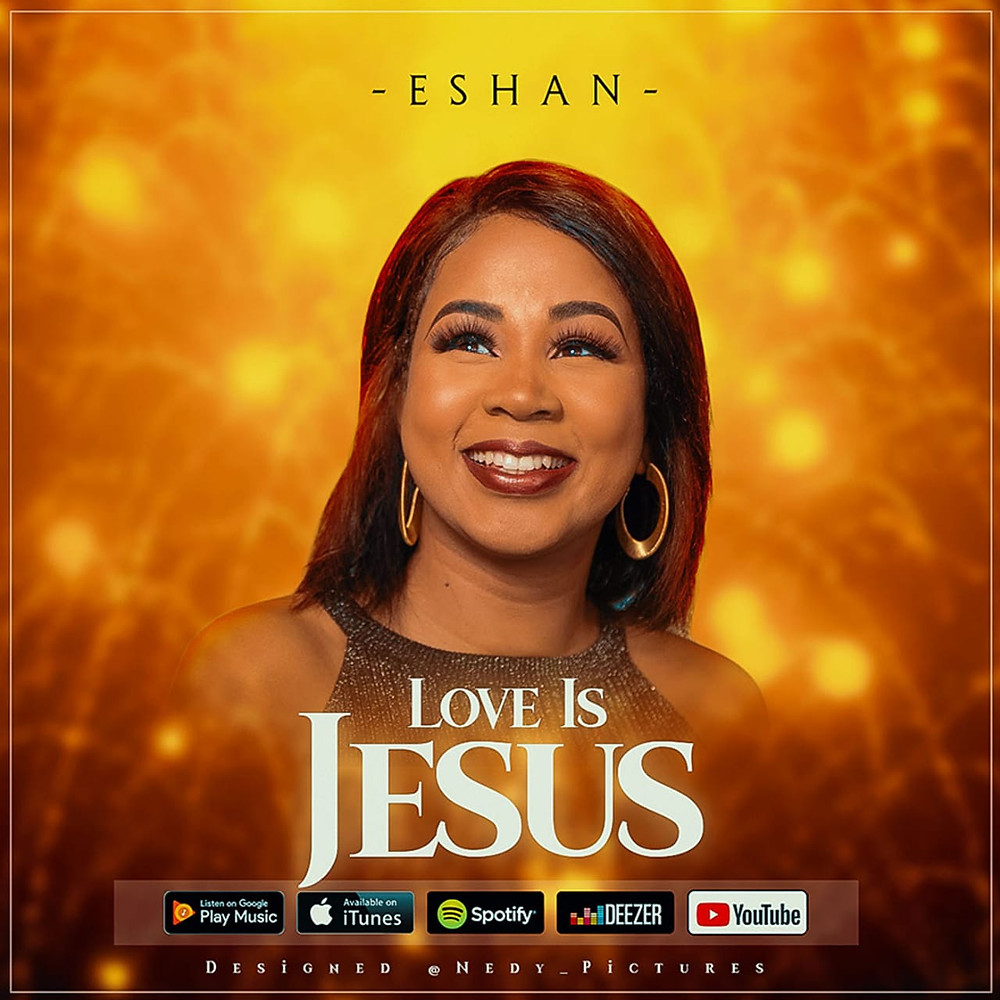 Love Is Jesus by Eshan
