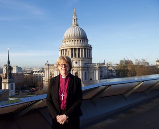 FORMER NURSE BECOMES THE FIRST FEMALE BISHOP OF LONDON