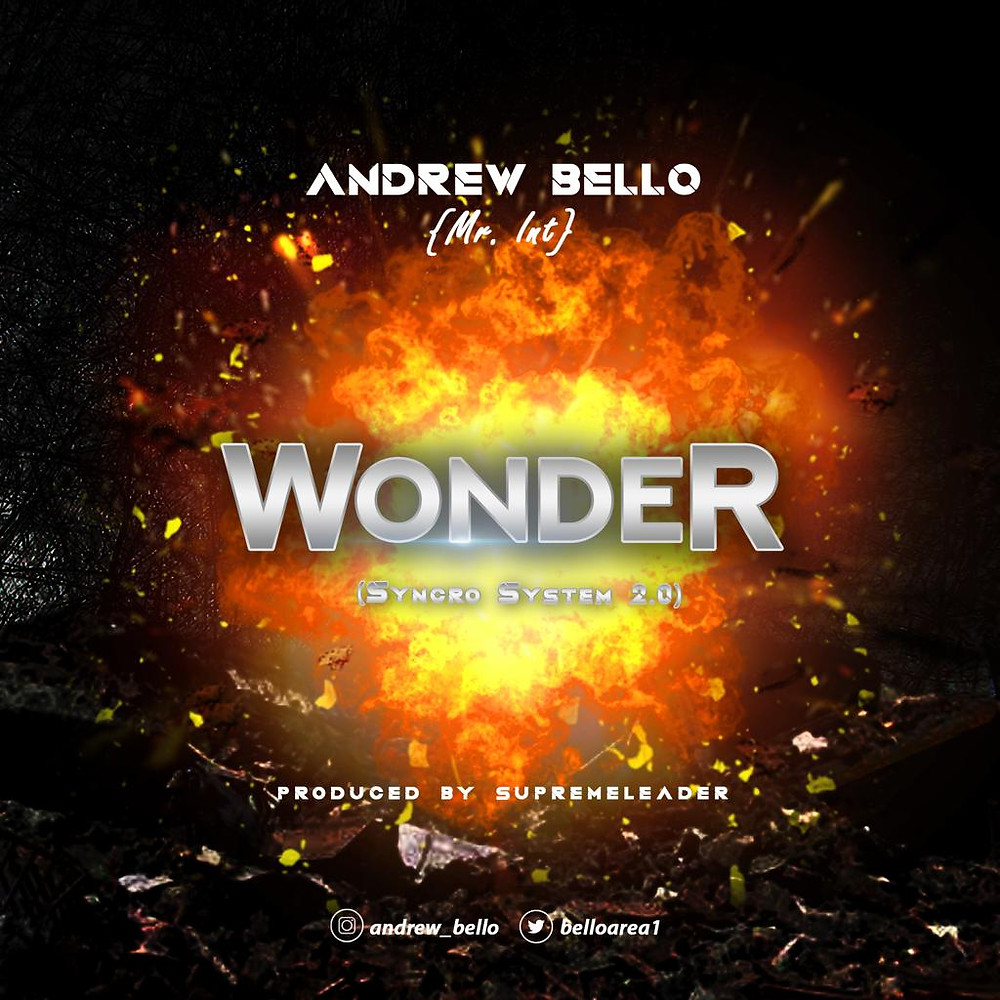 Wonder (Syncro System 2.0) by Andrew Bello