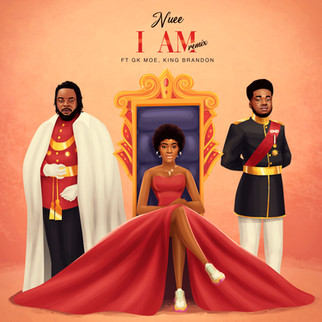 """STREAM: """"I AM"""" BY NUEE FEATURING GK MOE & KING BRANDON"""