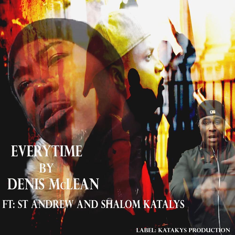 Denis Mclean - Everytime