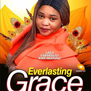 LADY EVANGELIST KIKE OLATUNJI IS GETTING READY TO DROP 4-TRACK EP