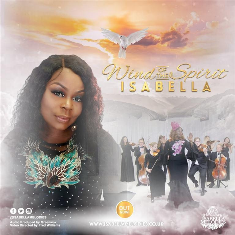 Wind Of The Spirit by Isabella Melodies