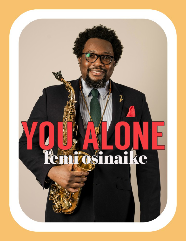 Femi Osinaike ft Sarah Teibo - You Alone