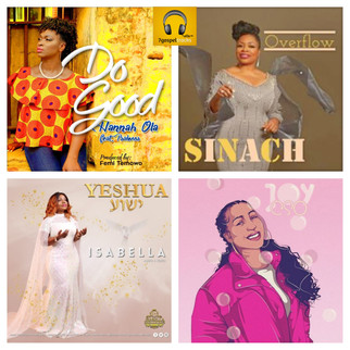 4 NEW AFRICAN GOSPEL MUSIC VIDEOS FOR YOUR WEEKEND