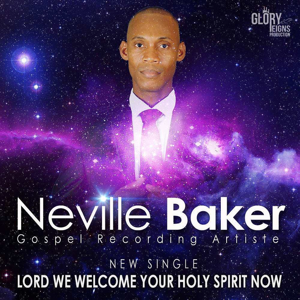 LORD, WE WELCOME YOUR HOLY SPIRIT NOW by Neville Baker