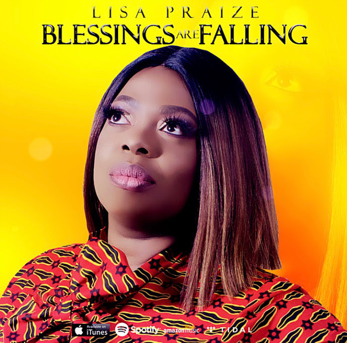 Blessings Are Falling by Liza Praise