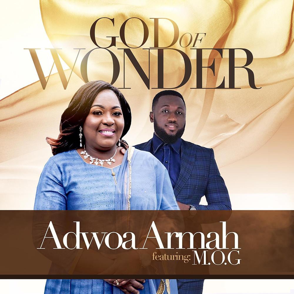 GOD of WONDER by Adwoa Armah feat MOGmusic