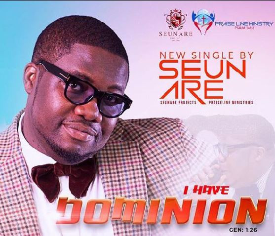 I Have Dominion by Seun Are