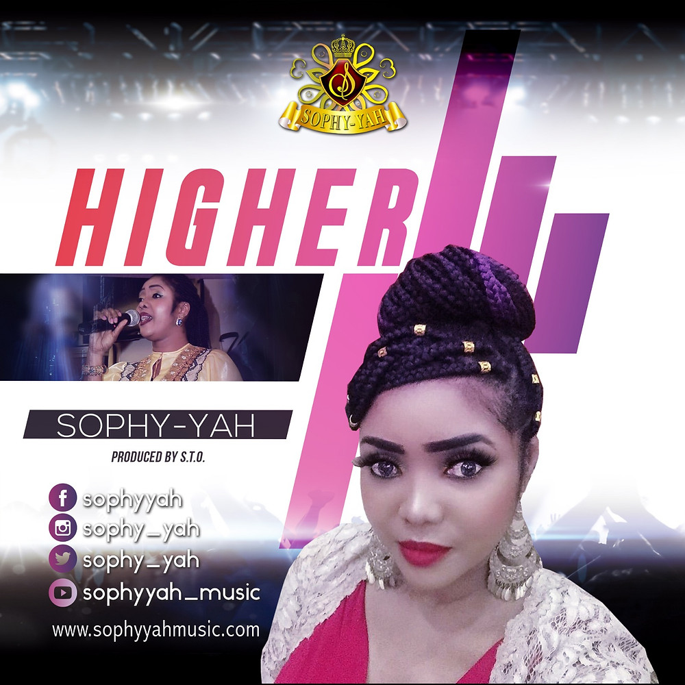 Higher by Sophy-Yah