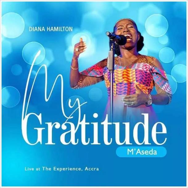 My Gratitude by Diana Hamilton
