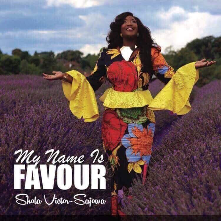 My Name Is Favour by Shola Victor-Sajowa