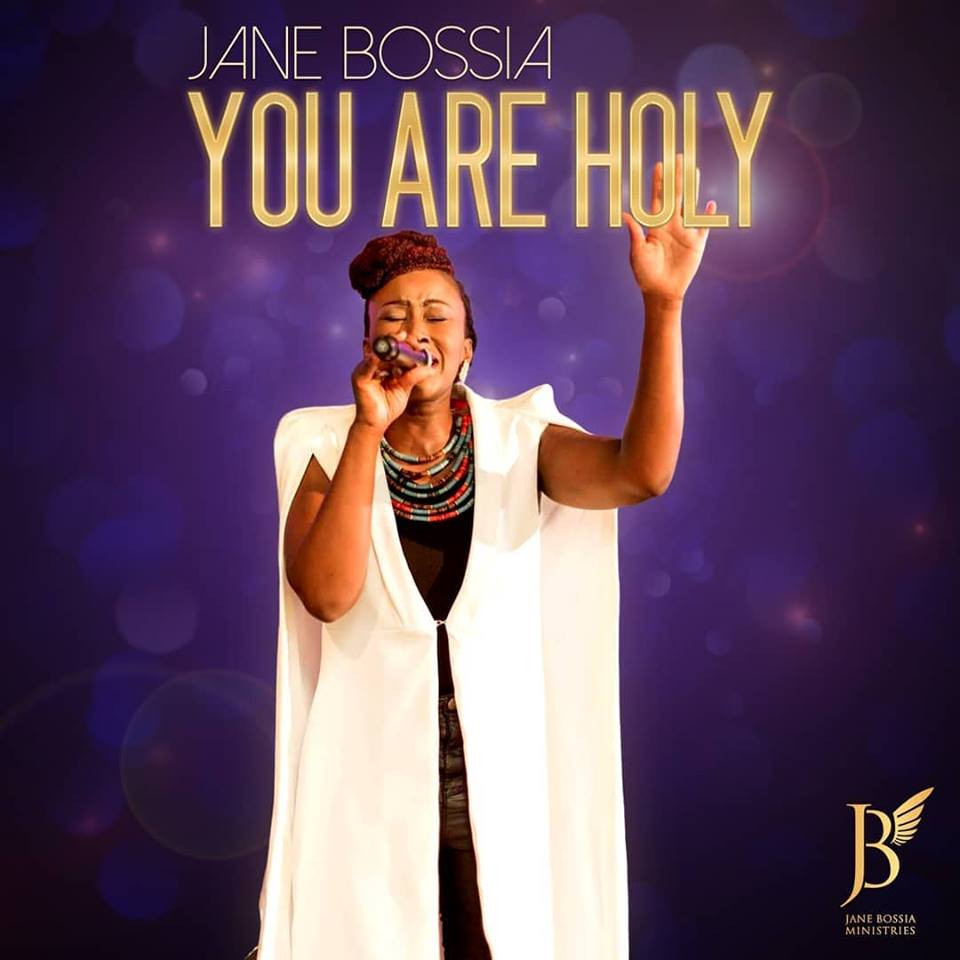 You Are Holy (Live) by Jane Bossia
