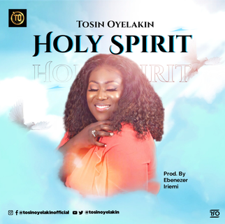 "LONDON-BASED TOSIN OYELAKIN IS BACK WITH ""HOLY SPIRIT"""