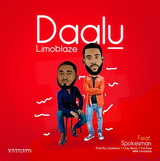 """TWO OF NIGERIA`S FINEST CHRISTIAN RAPPERS, LIMOBLAZE x SPOKESMAN COLLAB IN """"DAALU"""""""