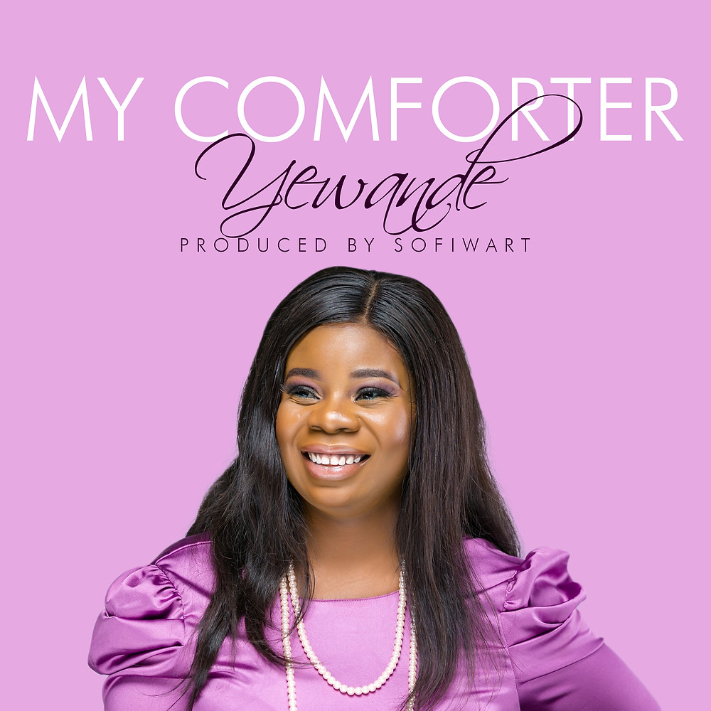 My Comforter by Yewande