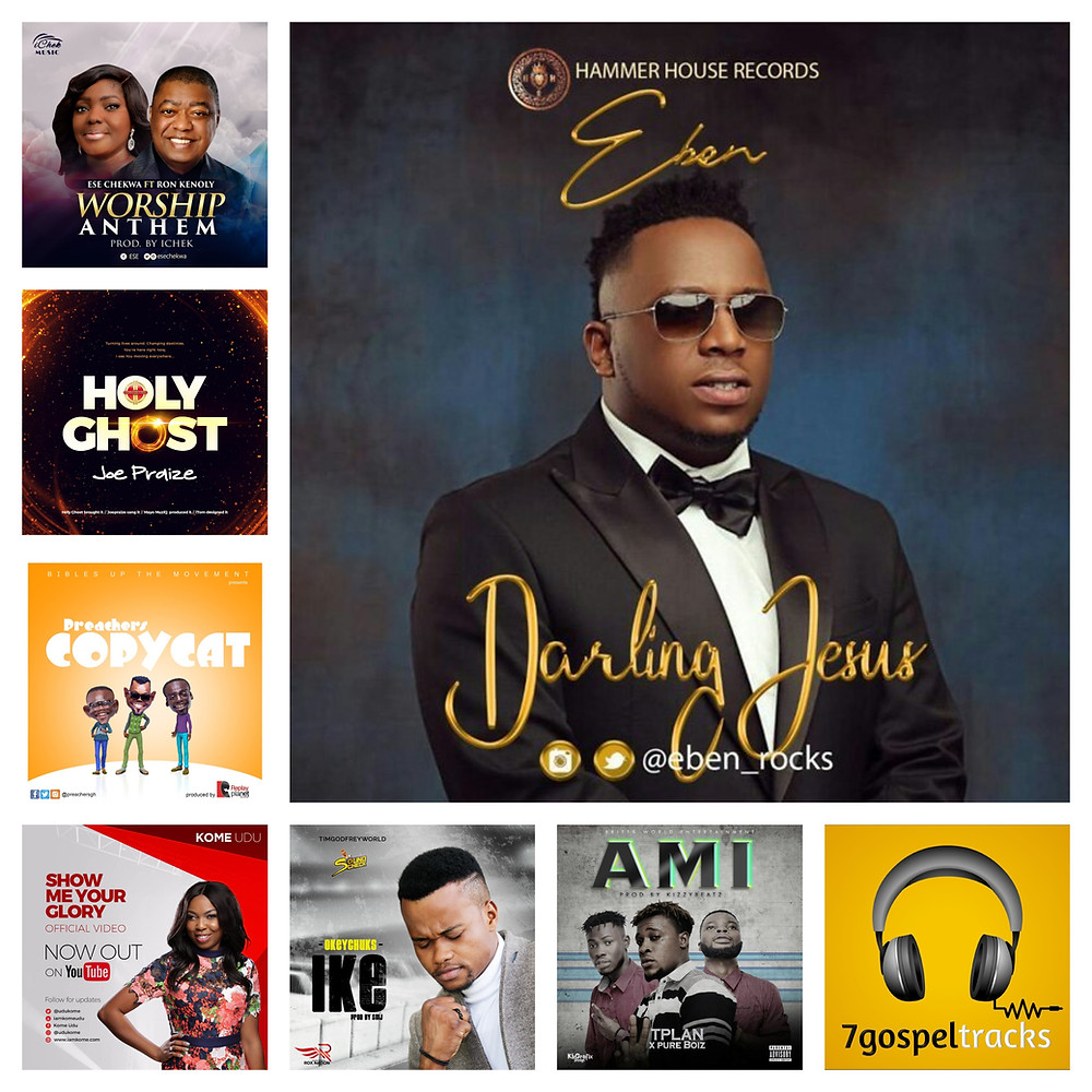 7 New African Gospel Songs For The Weekend