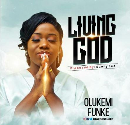 Living God by Olukemi Funke