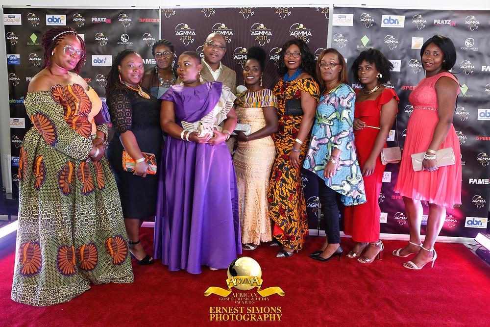 Gospel Artists Win big at AGMMA 2018