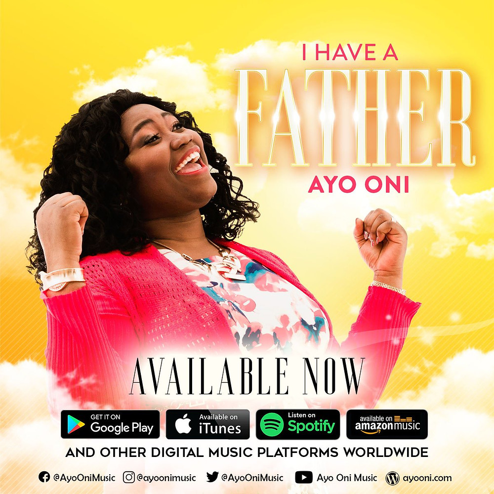 I Have A Father by Ayo Oni
