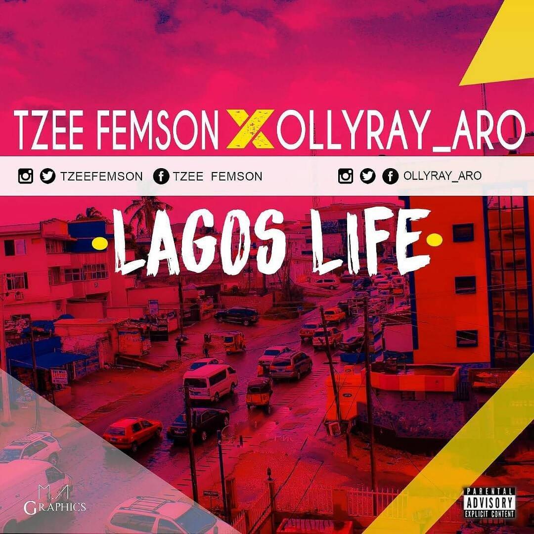 Tzee Femson ft Ollyray Aro