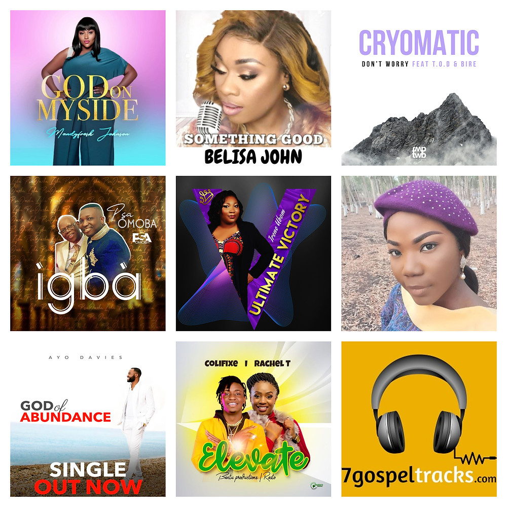 Wednesday Gospel Music Update