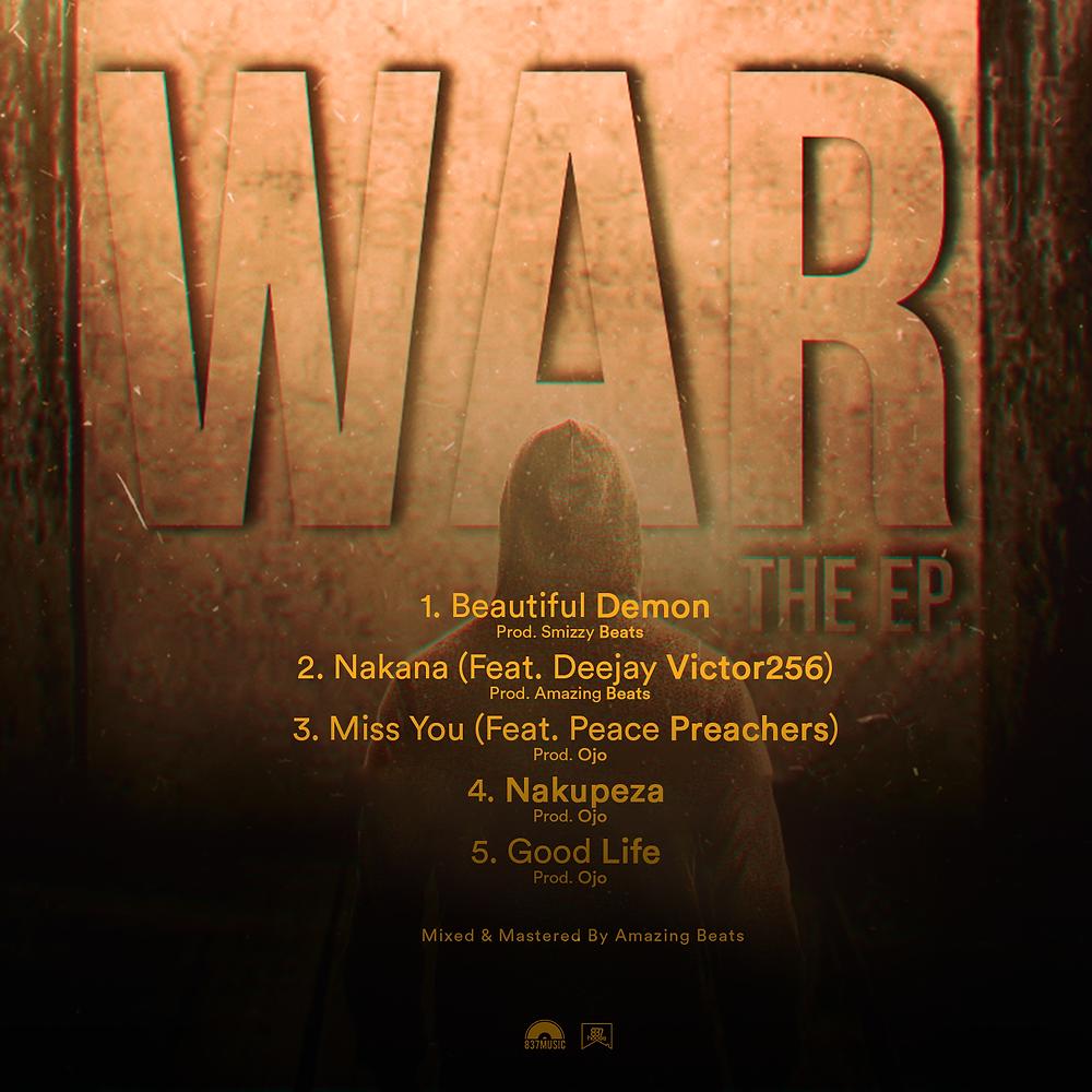 Paul Payne837 - War EP