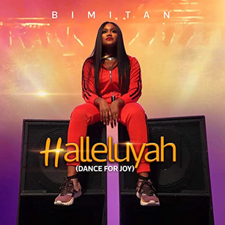 "UK-BASED BIMITAN RELEASES NEW SINGLE, ""HALLELUYAH (DANCE FOR JOY)"