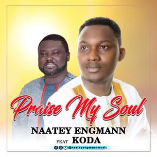 """LONDON-BASED NAATEY ENGMANN FEATURES KODA IN """"PRAISE MY SOUL"""" SINGLE"""