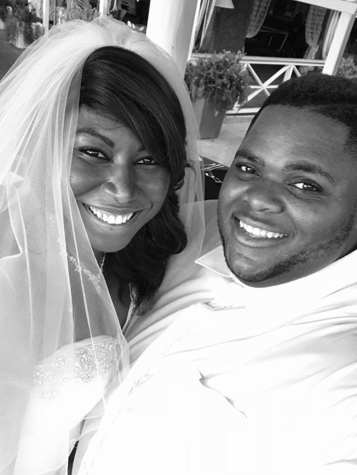 Israel J.Allen happily married