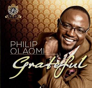 """INTRODUCING PHILIP NAOMI`S NEW ALBUM, """"GRATEFUL"""""""