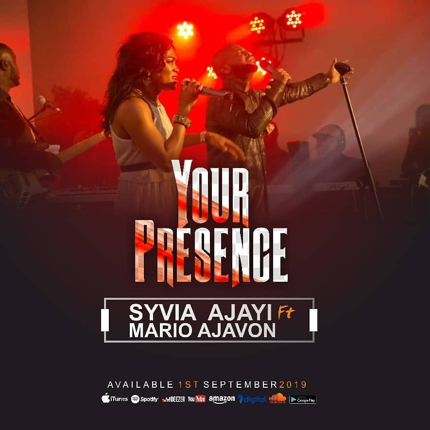 your presence by syvia ajayi ft mario ajavon