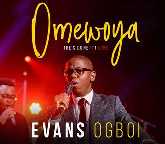 EVANS OGBOI PREMIERES OMEWOYA MUSIC VIDEO + LIVE-CHAT ON YOUTUBE