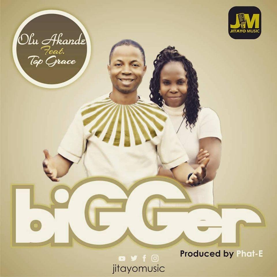 Bigger by Olubusayo Akande