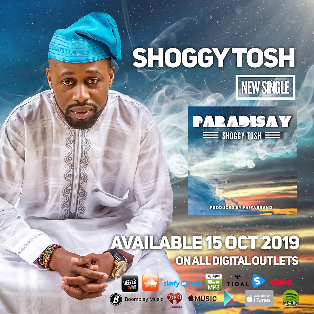 Paradisay by Shoggy Tosh