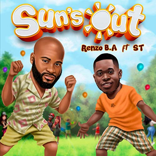 Sun`s Out by Renzo BA ft ST