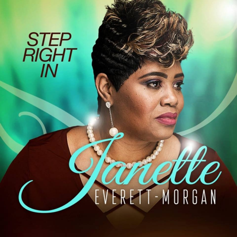 Step Right In by Janette Everett-Morgan